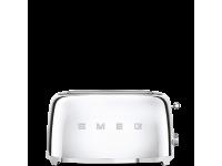 Тостер на 4 ломтика, Хром Smeg TSF02SSEU
