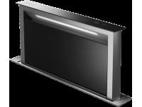 Вытяжка, встраиваемая в столешницу, 90 см, Чёрный Smeg KDD90VXNE