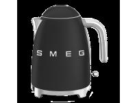 Чайник электрический, объем 1,7 л, Чёрный  матовый Smeg KLF03BLMEU
