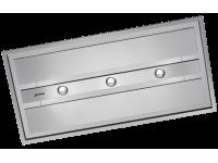 Встраиваемая вытяжка, 120 см, Нержавеющая сталь Smeg KSEG120XE-2
