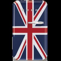 Отдельностоящий минибар, стиль 50-х гг., Британский флаг Smeg FAB5LUJ2