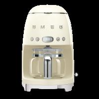Капельная кофеварка, Кремовый Smeg DCF02CREU