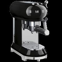 Кофемашина-эспрессо, Чёрный Smeg ECF01BLEU