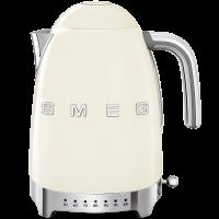 Чайник электрический с регулируемой температурой, Кремовый Smeg KLF04CREU