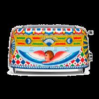 Тостер на 4 ломтика, Dolce & Gabbana Smeg TSF02DGEU