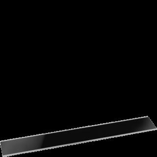 Верхняя планка для вытяжки чёрный Smeg KITKDSNX