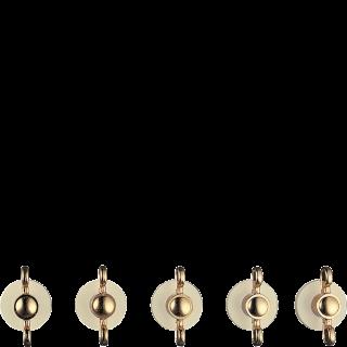 Набор ручек для варочных поверхностей 5MP800P
