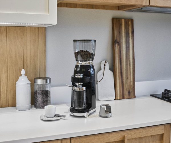 Готовим идеальный кофе со SMEG