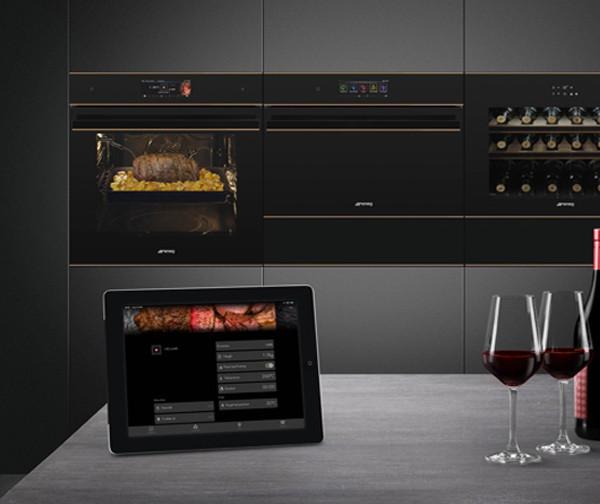 Управляйте кухонными приборами со SMEG Connect