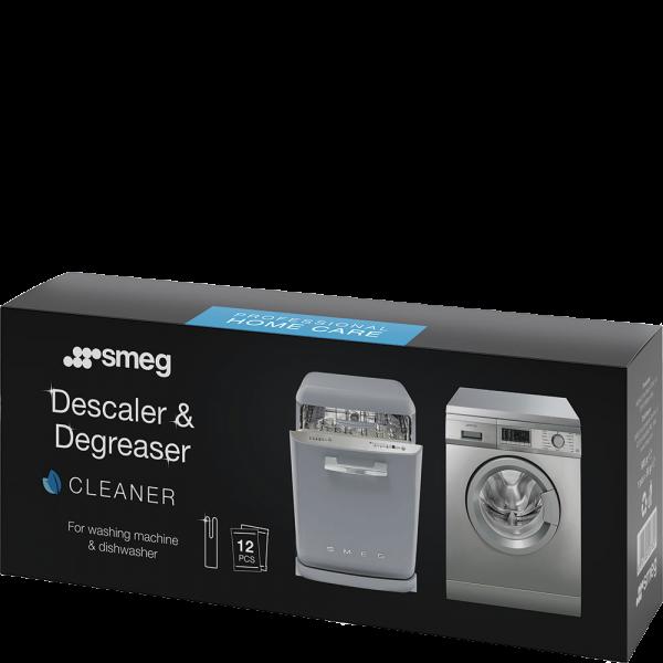 Чистящее средство для стиральных и посудомоечных машин Smeg DESCALER2
