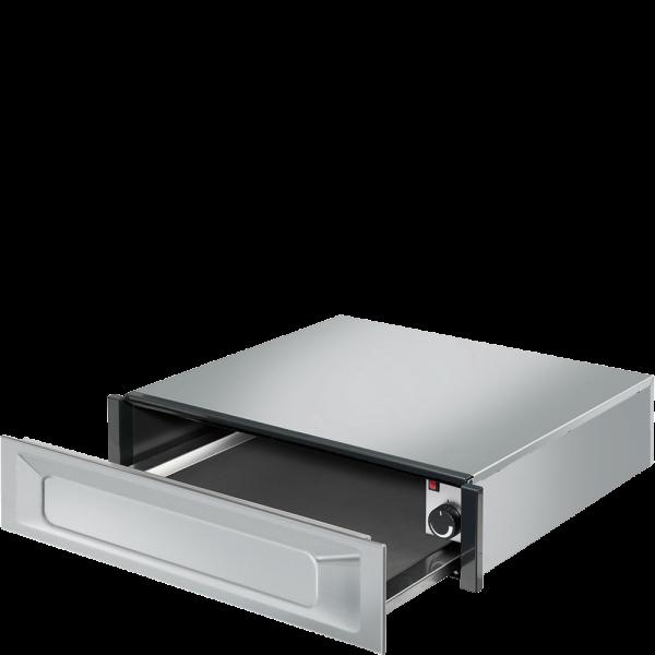 Подогреватель посуды, 60 см, Нержавеющая сталь Smeg CTP9015X