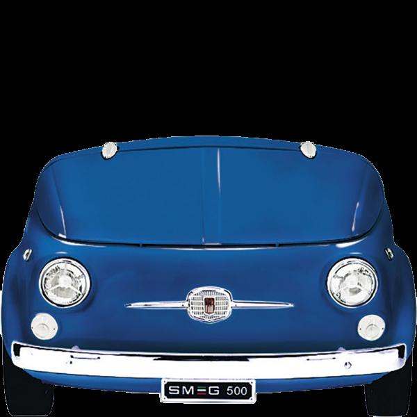Отдельностоящая холодильная камера, Синий Smeg SMEG500BL