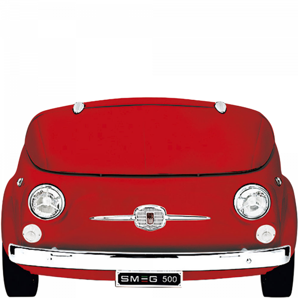 Отдельностоящая холодильная камера, Красный Smeg SMEG500R