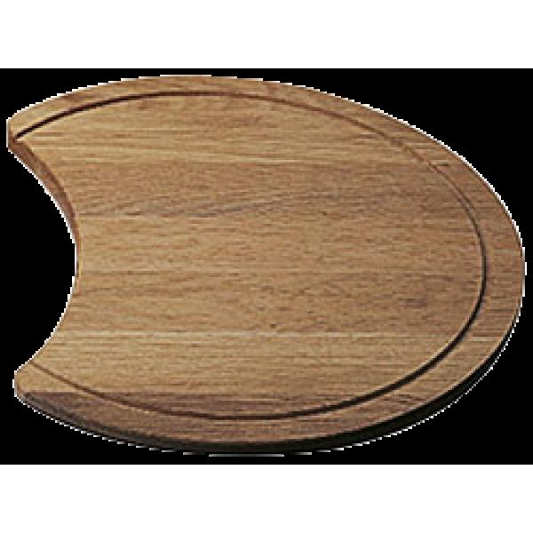 Доска разделочная деревянная для круглой чаши Smeg CB37C