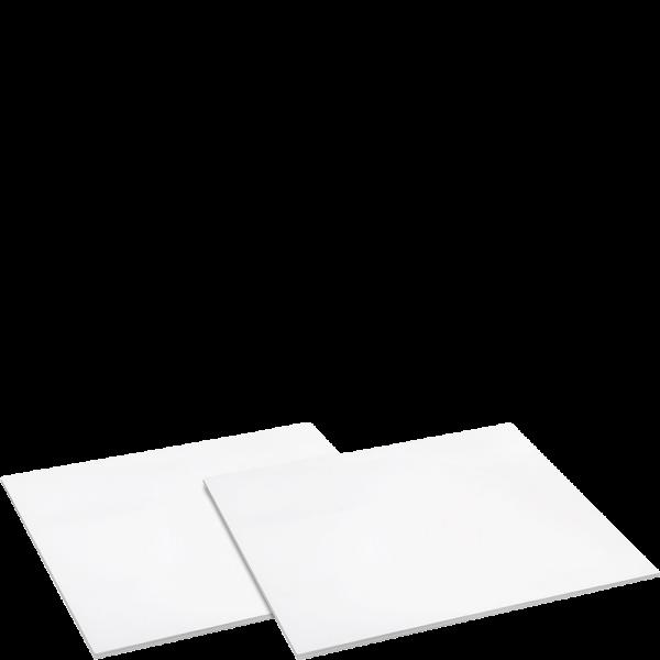 Раздвижные доски для мойки VR78 белый Smeg CVB40B2