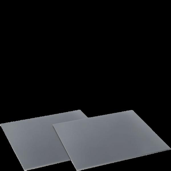 Раздвижные доски для мойки VR78 серебристый Smeg CVB40S2