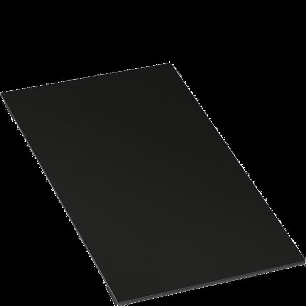 Доска разделочная стеклянная, черное глянцевое стекло Smeg TVN2