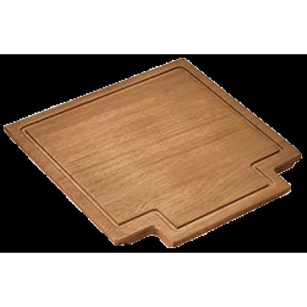 Доска разделочная деревянная, 40 см Smeg TLQ40