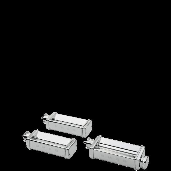 Набор для приготовления пасты (ролик, насадки для нарезки) Smeg SMPC01