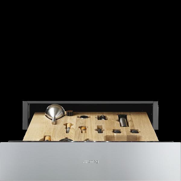 Ящик сомелье, 60 см Smeg CPS315X