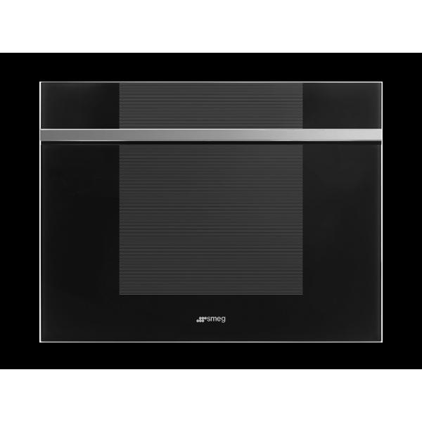 Холодильный шкаф для вина встраиваемый, 60 см, Чёрный Smeg CVI121N3