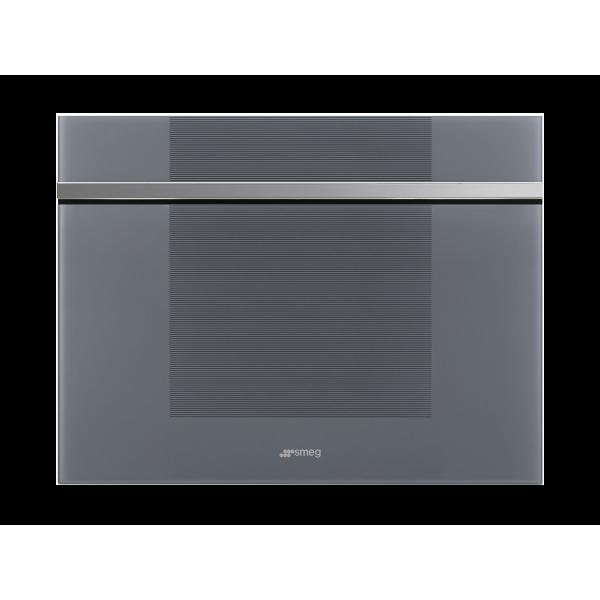 Холодильный шкаф для вина встраиваемый, 60 см, Серебристый Smeg CVI121S3