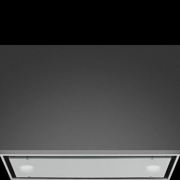 Встраиваемая вытяжка, 74 см, Белый Smeg KSG74B