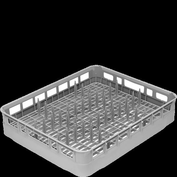 Корзина посудомоечная Smeg для противней и подносов, 600х500мм, пластик