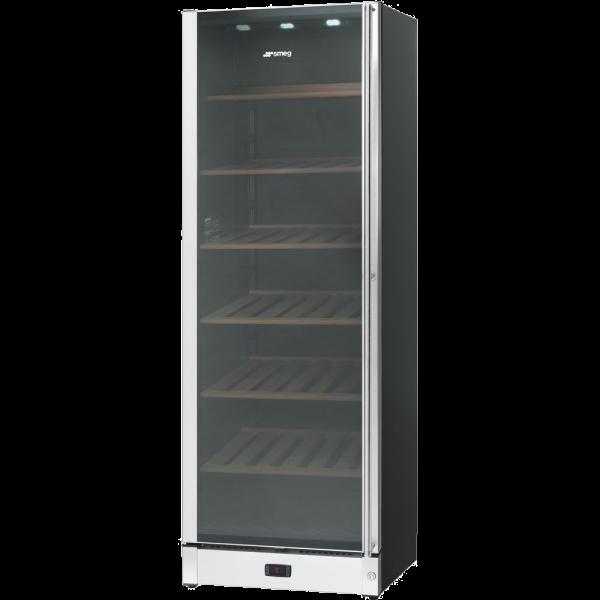 Шкаф холодильный для вина Smeg SCV115AS
