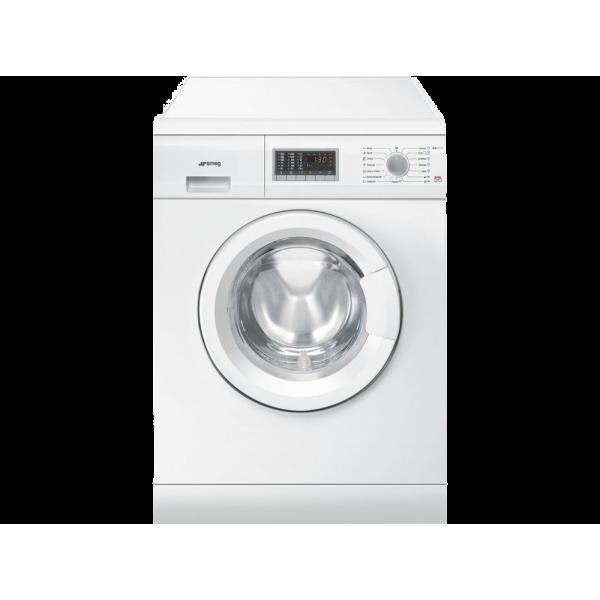 Отдельностоящая стиральная машина, 60 см, Белый Smeg SLB127-2
