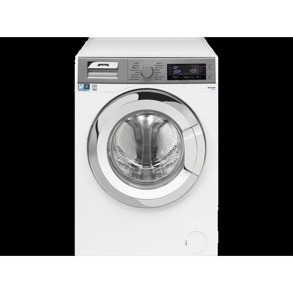 Отдельностоящая стиральная машина, 60 см, Белый Smeg WHT1114LSRU-1