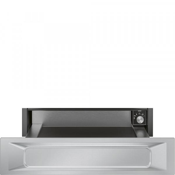 Подогреватель посуды, 60 см, Нержавеющая сталь Smeg CPR915X