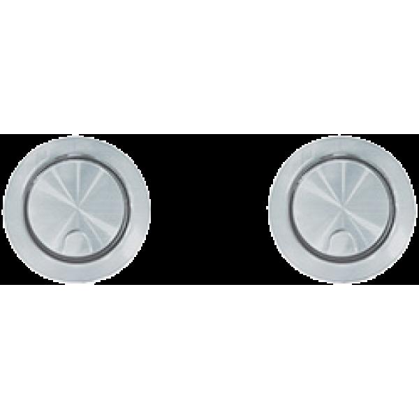 Сливной комплект для 2 чаш Smeg RND2V