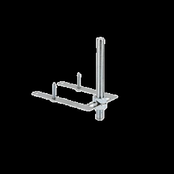 Стабилизатор для крепления смесителя в стальные мойки и в столешницу Smeg STABMIX