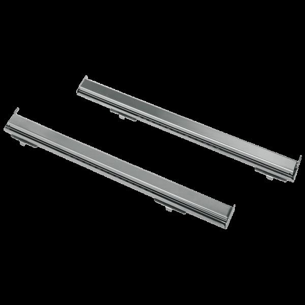 Одноуровневые телескопические направляющие для пароварок Smeg GT1PV
