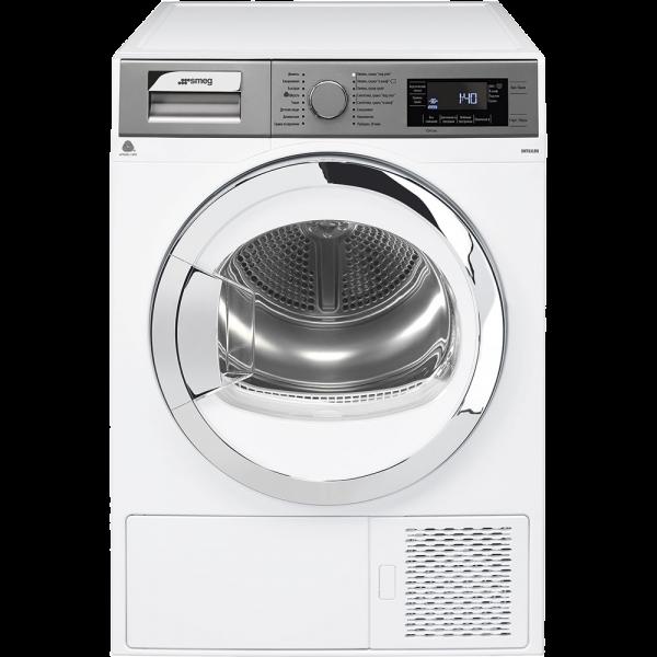 Отдельностоящая сушильная машина, Белый Smeg DHT83LRU