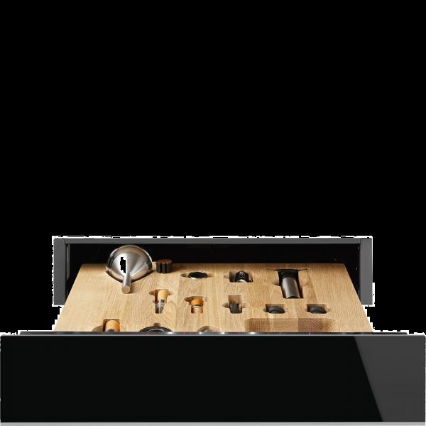 Ящик сомелье, 60 см Smeg CPS615NX