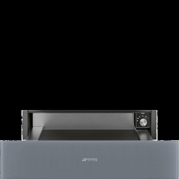 Подогреватель посуды, 60 см, Серебристый Smeg CPR115S