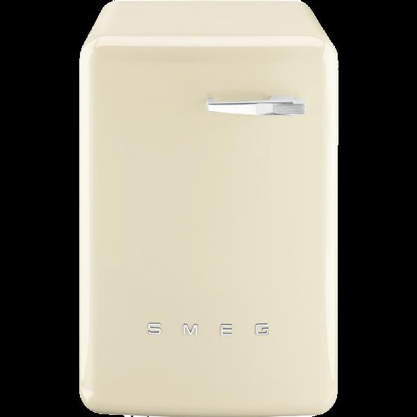 Отдельностоящая стиральная машина, 60 см, Кремовый Smeg LBB14CR-2