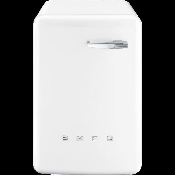 Отдельностоящая стиральная машина, 60 см, Белый Smeg LBB14WH-2