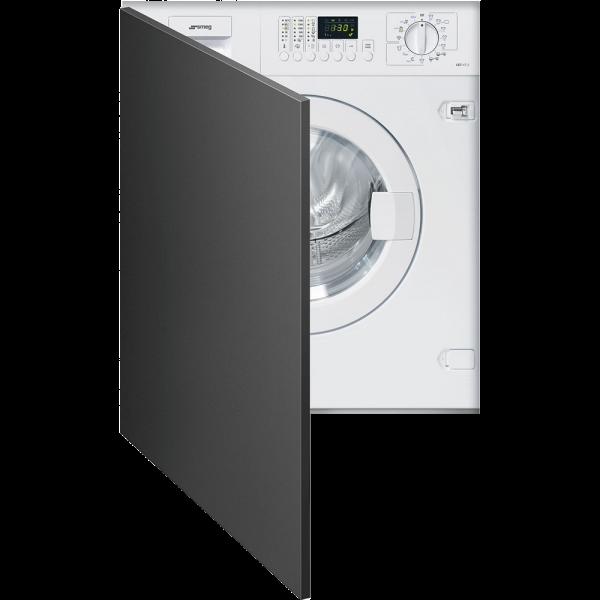 Встраиваемая стиральная машина, 60 см, Белый Smeg LST147-2