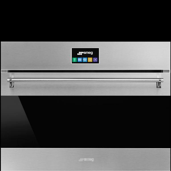Шкаф скоростного охлаждения и шоковой заморозки, 60 см, Нержавеющая сталь Smeg Blast Chiller SAB4304X