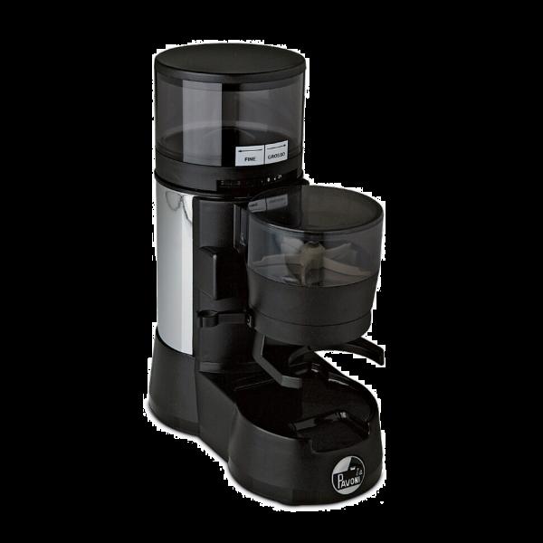 Кофемолка с плоскими жерновами, Чёрный Smeg LPGJDL01EU