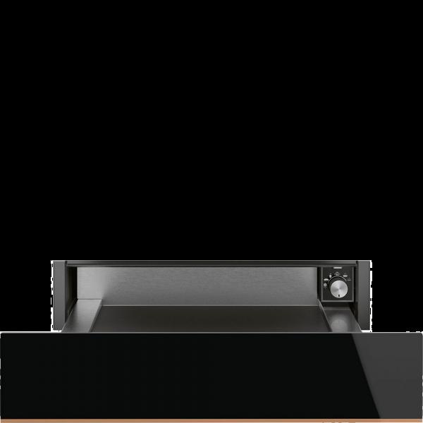 Подогреватель посуды, 60 см, Медный Smeg CPR615NR