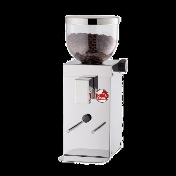 Кофемолка с коническими жерновами, Нержавеющая сталь Smeg LPGKBM01EU