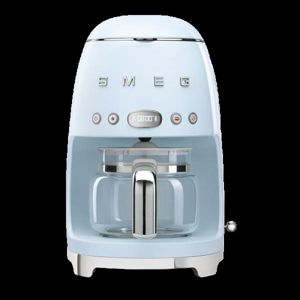 Капельная кофеварка, Голубой Smeg DCF02PBEU