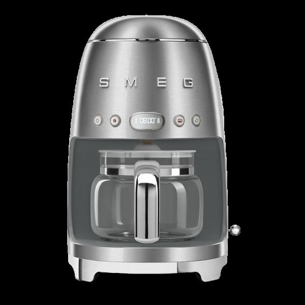 Капельная кофеварка, Нержавеющая сталь Smeg DCF02SSEU