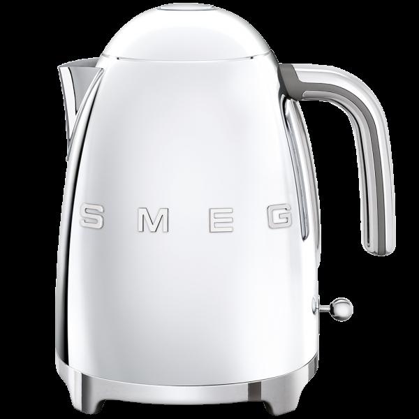 Чайник электрический, объем 1,7 л, Хром Smeg KLF03SSEU