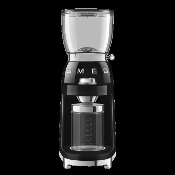 Кофемолка Стиль 50-х, Чёрный Smeg CGF01BLEU