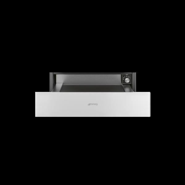 Подогреватель посуды, 60 см, Белый Smeg CPR115B
